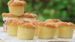 Video How To Make Fluffy Cupcakes   Cotton Soft Cheese Sponge Cake Recipe download MP3, 3GP, MP4, WEBM, AVI, FLV November 2018