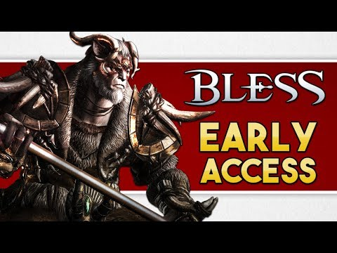 Bless Online Early Access Soon | Everything You Need To Know | Available Classes | MMOPulse.com