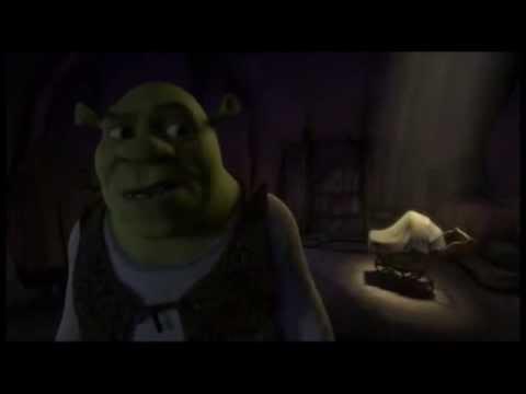 Shrek trailer Terror