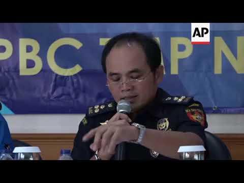 Indonesia arrest British, German citizens on drug possession