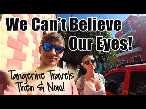#92. We Can't Believe Our Eyes! (Tangerine Travels: Then & Now)