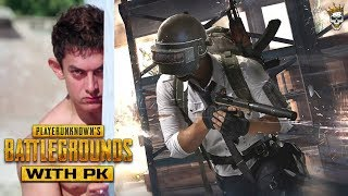 PUBG Mobile Gameplay with PK #2 | Let