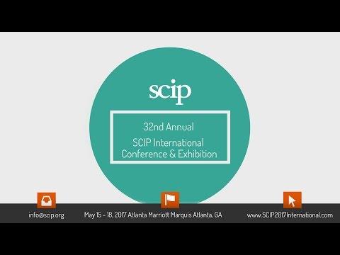 2017 SCIP International Conference & Exhibition
