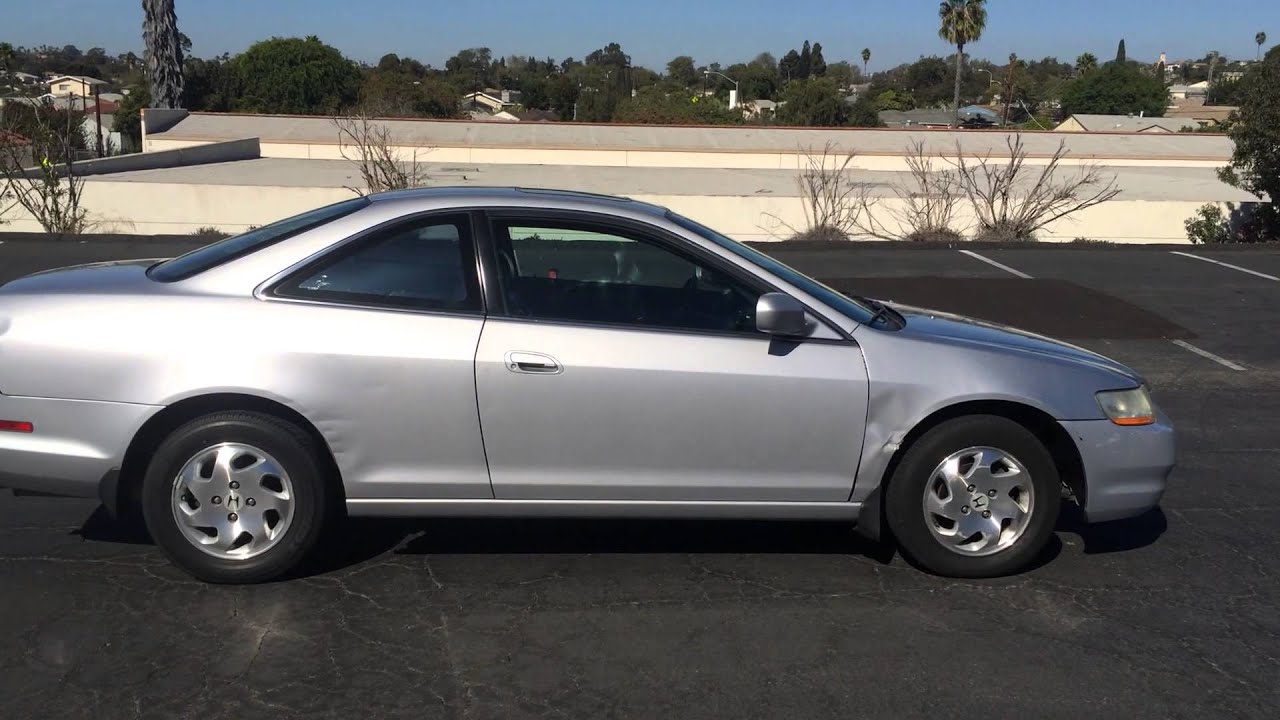 Exceptional 1999 Honda Accord Coupe
