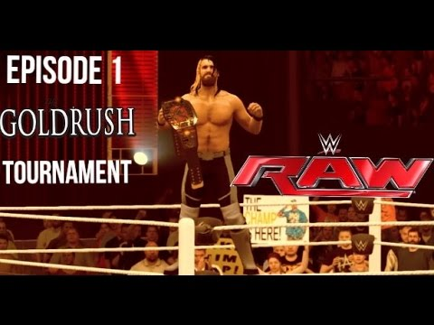 WWE 2K16 Monday Night Raw Story Mode Episode 1