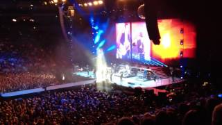 Udo Lindenberg feat. Clueso - Cello - Lanxess Arena Köln am 30.03.2012 - *LIVE*