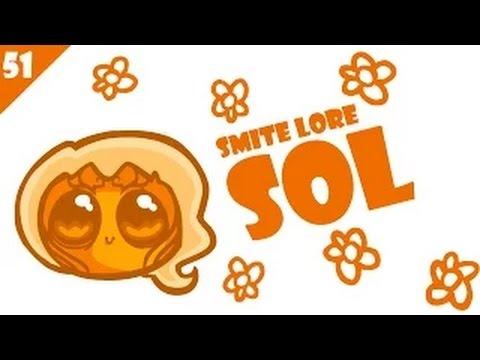 видео: smite lore ep. 51 - sol (Соль) - Истории в картинках [РУССКАЯ ОЗВУЧКА]