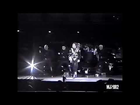 Michael Jackson | Dangerous Tour live in Santiago, Chile - Oct. 23, 1993