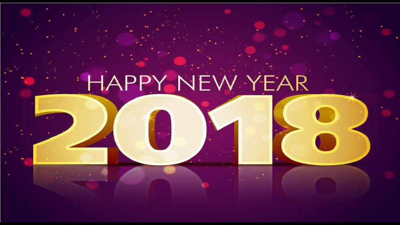 Wonderful 2018 Happy New Year Message, New Year SMS, Whatsapp Video, Fb Status, New  Year Wishes, Free Download