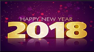 2018 Happy New Year Message New Year SMS whatsapp fb status New Year wishes free download