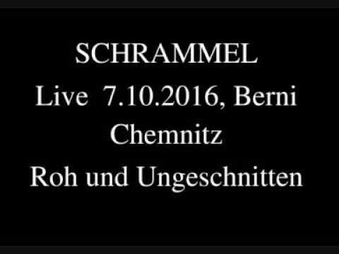 Schrammel   live 7.10.2016 in Chemnitz