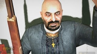 Half-Life 2 - Отец Григорий (Father Grigori)