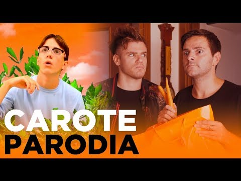CAROTE  NELLA VITA REALE  PARODIA Nuela X Factor  iPantellas