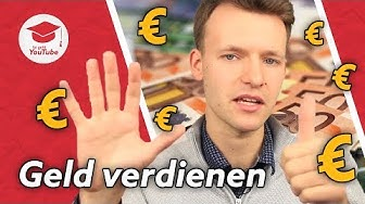 6 Wege, um Geld mit einem kleinen YouTube-Kanal zu verdienen