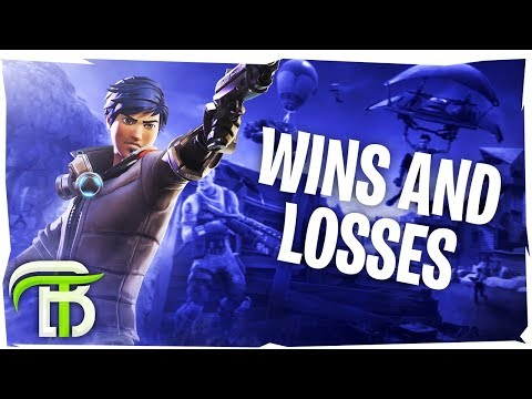 WINS AND LOSSES (Fortnite Battle Royale)