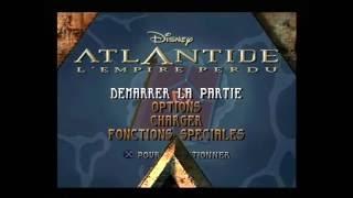 "[Ps1] Introduction du jeu ""Atlantide l"