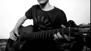 Pyrokinesis. Призрак оперы на гитаре. Guitar cover.