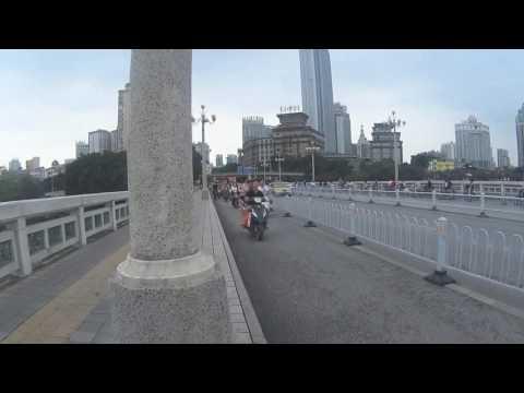 Scooters Nanning City  China