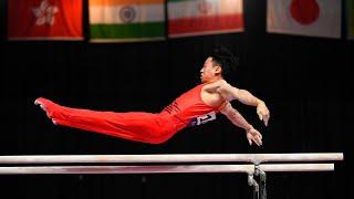 ЧМ 2018 (мужчины) – Параллельные брусья / 2018 World Championships (men) – Parallel Bars