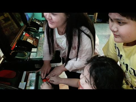 ARCADE GAMES | CAR RACING & STREET FIGHTER | UNI ARCADE AT THE MALL | 1ST TERM SCHOOL HOLIDAY 2021 |
