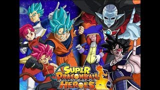 Dragon Ball HEROES(NEW ANIME)UFFICIALE