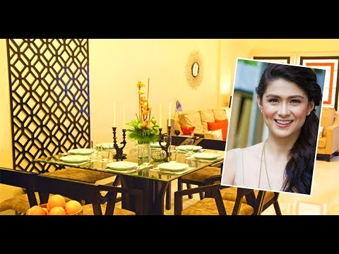 Carla Abellana And Her Three-Storey House In Quezon City