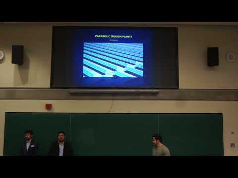 ENG2003 Final Presentation - Concentrated Solar Power