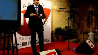 Cadena 100 Segovia (102.1 FM). Manu Carrasco y La Musicalité ( La Floresta) 30/11/2011 (3)
