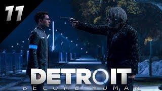 Detroit: Become Human PL #11 - HANK NIE WYTRZYMUJE!