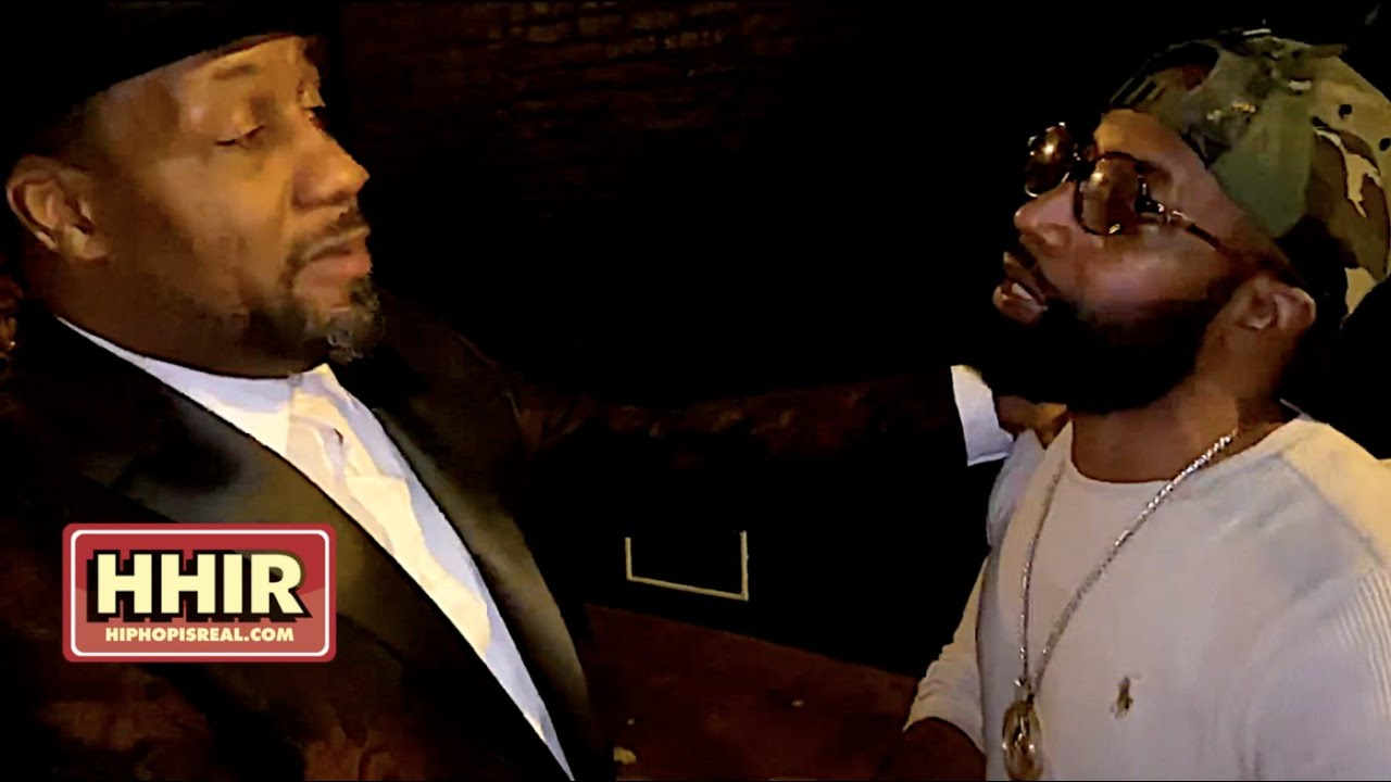 SMACK & DEBO HAVE A MOMENT AFTER ROYALTY, LADY LUCK SHOWS UP OUTSPOKEN + DEBO SPEAKS ON URL VS Q