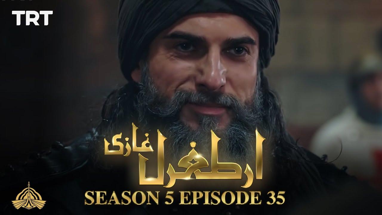 Download Ertugrul Ghazi Urdu   Episode 35  Season 5