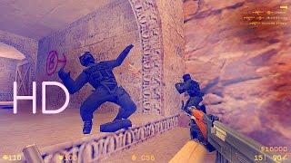 CS 1.6: Тру Рашит Б  ★  Лучшие моменты - юмор и приколы в Counter Strike 1.6
