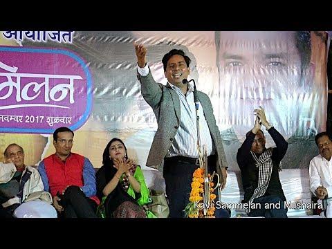 Shayar Hashim Firozabadi    ..वो छोड़े दें हिंदुस्तान...जिनको नहीं है...   Kavi Sammelan and Mushaira