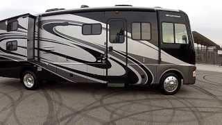 Outside Tour 2008 Fleetwood Terra Lx Fiesta Bunk Bed Model
