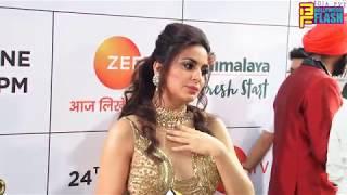 Shraddha Arya | Best Actress Award | 11th Gold Award 2018 | Full Interview