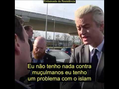 Apresentando Geert Wilders em poucas palavras