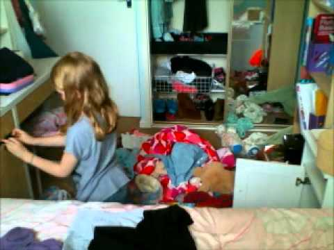 Cleaning Messy Room cleaning up my messy bedroom (time lapse) - youtube