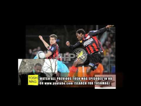 Part 2 of EP23 - TOSH Mag TV Show feat. Adefemi Olubayo, Sepp Blatter, Adebayor, Messi & more