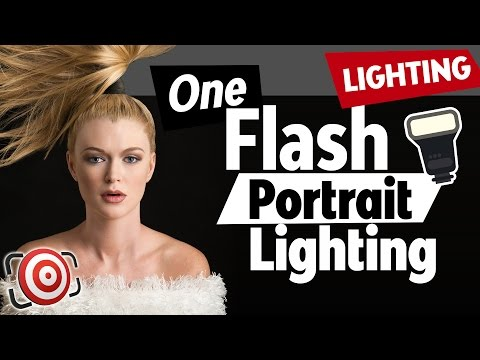 Download Youtube: One Light Portrait Lighting for AWESOME Portraits & Headshots