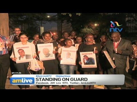 #FreeSSudan4: President Kenyatta urged to intervene & bring back jailed Kenyans