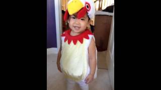 Scarlet The Chicken