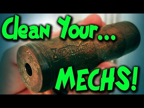 How To: Mechanical Mod Maintenance and Dreamer Tips