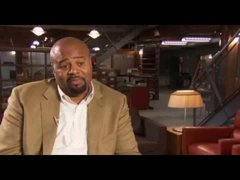 FOX Human Target - Interview w/ Chi McBride