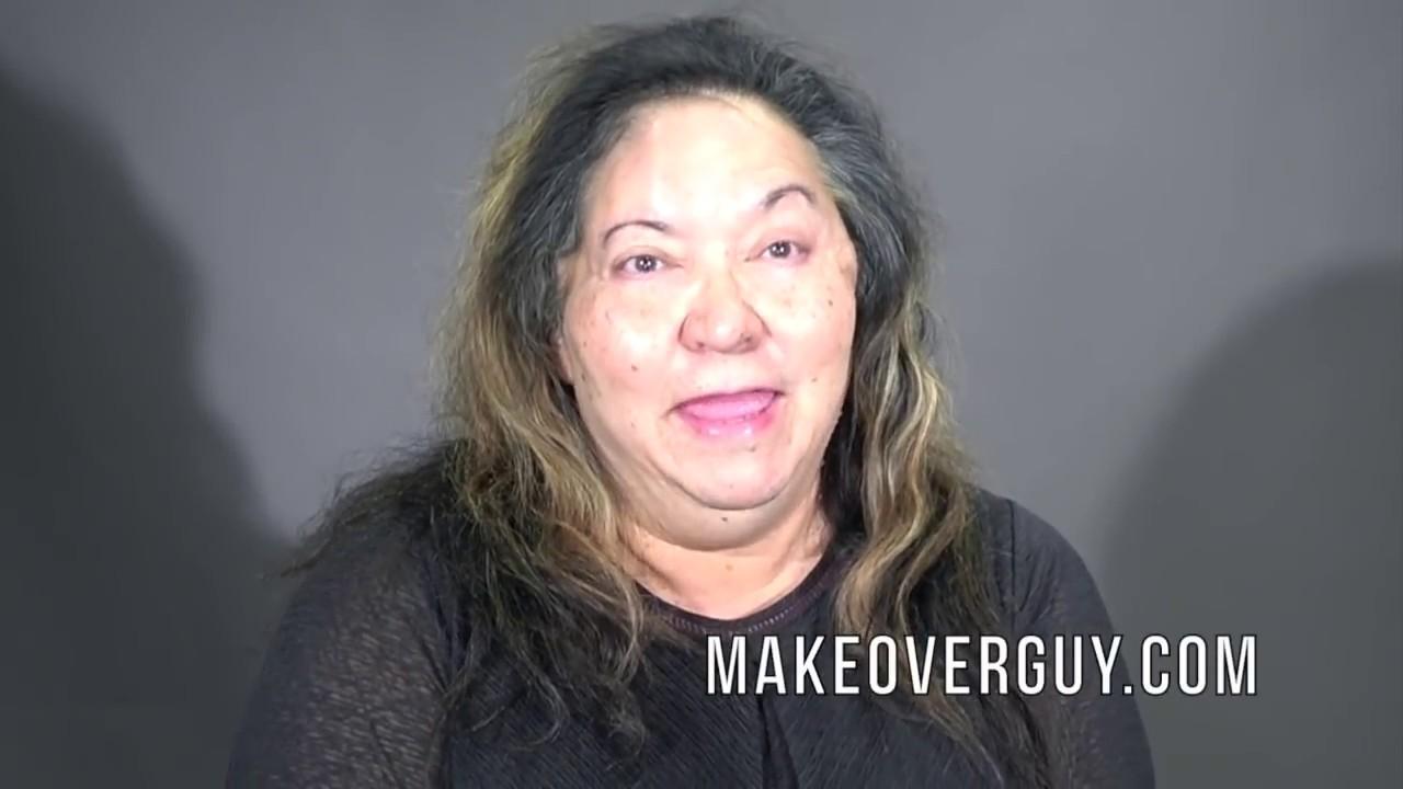 I Like Big Hair: A MAKEOVERGUY® Makeover