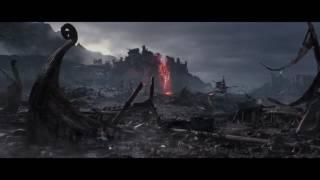 Падение Олимпа (Official Trailer) ((Olympus Has Fallen))