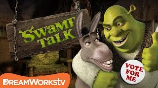 Who's The Best? | SWAMP TALK WITH SHREK AND DONKEY