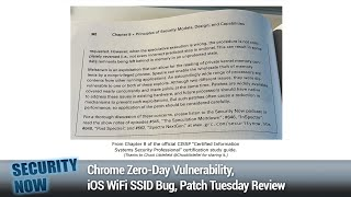 REvil Vanishes! - Chrome Zero-Day Vulnerability, iOS WiFi SSID Bug, Patch Tuesday Review