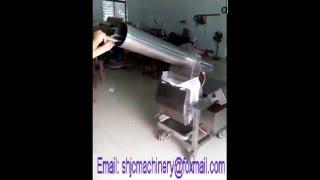china cold juice presser machine