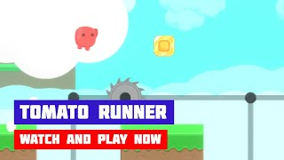 Tomato Runner · Game · Gameplay