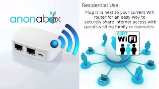 Anonabox - a TOR hardware router